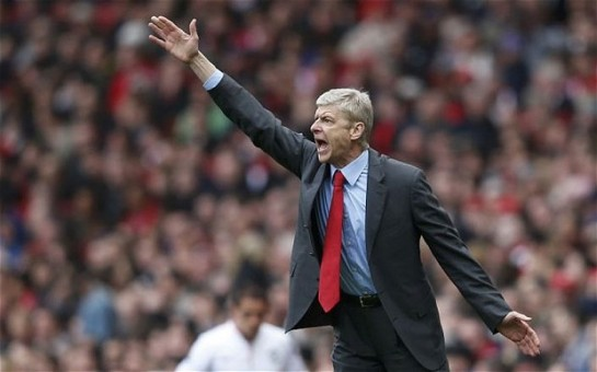Wenger has squashed rumors of a move to Paris Saint-Germain in the summer