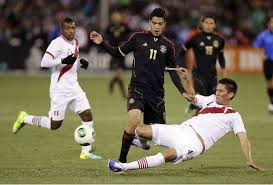 Peru earn a draw against Mexico in California