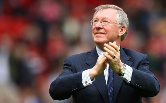 Sir Alex Ferguson's Manchester United career: 26 Years, 13 Premier League titles, 10 Community Shields, 5 FA Cups, 4 League Cups, 2 European Cups, 1 Piece of Chewing Gum