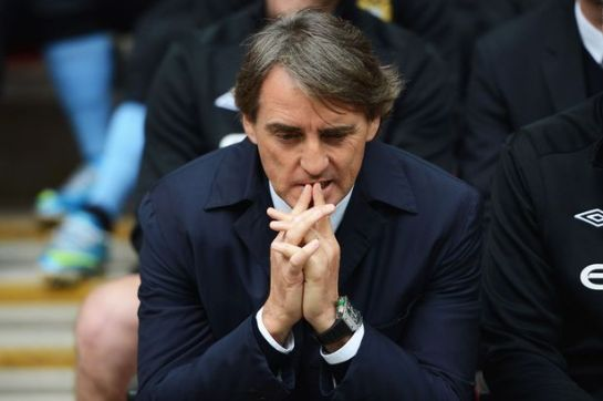 Something to ponder; Manchester City sack manager Roberto Mancini