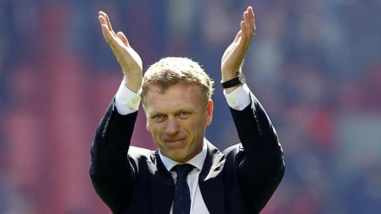 David Moyes will succeed Sir Alex Ferguson as manager of Manchester United